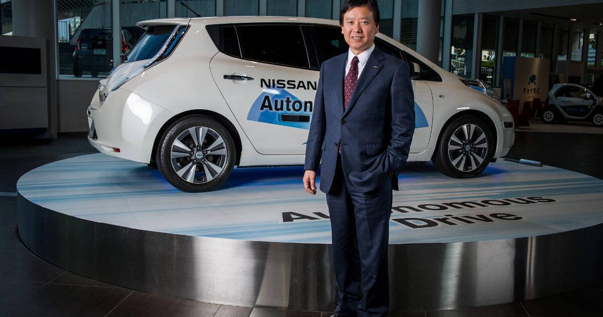 Takao Asami Nissan