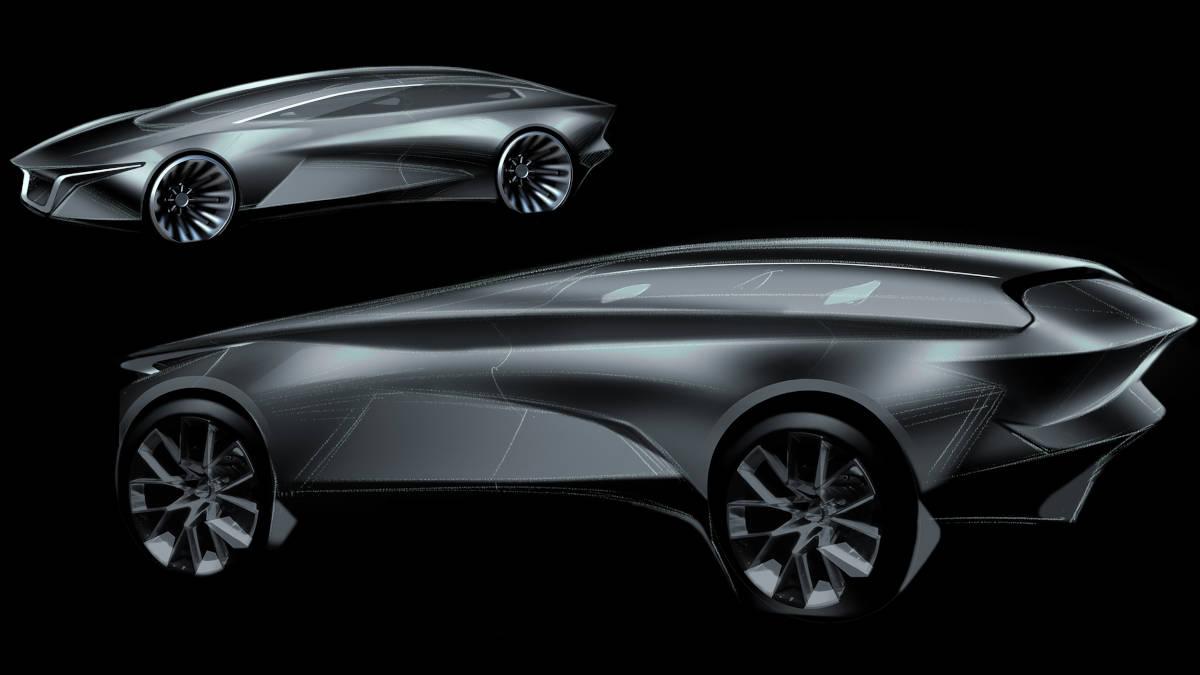 Aston Martin Lagonda SUV