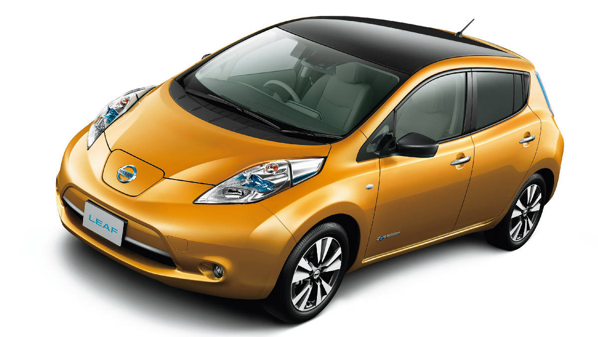 Nissan Leaf 2016 JDM