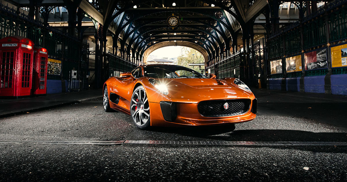 Jaguar-C-X75-electric
