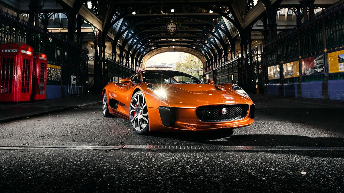 Jaguar-C-X75-electric