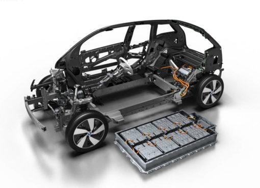 BMW i3 Battery