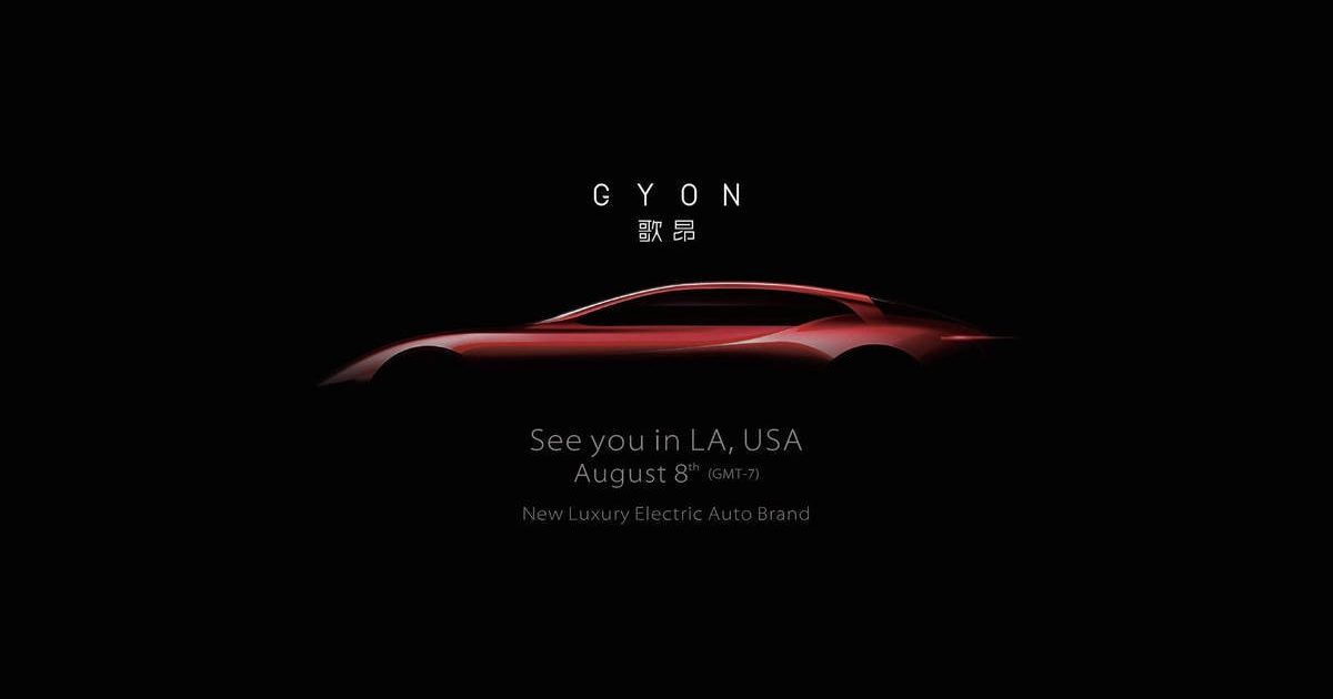 Gyon Electric Car
