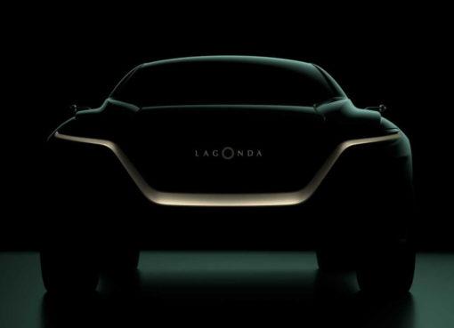 Aston Martin Lagonda All Terrain Concept