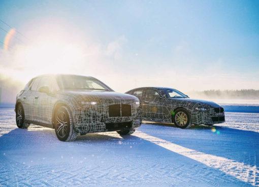 BMW i4 iNext