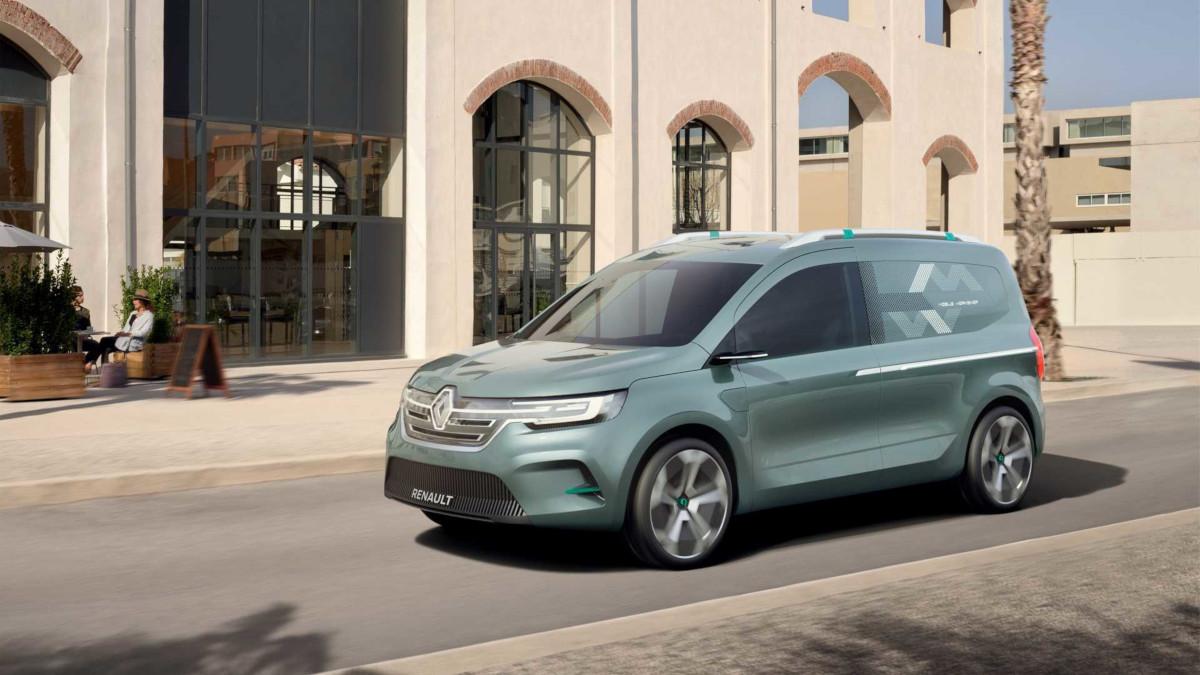 Renault Kangoo ZE 2020