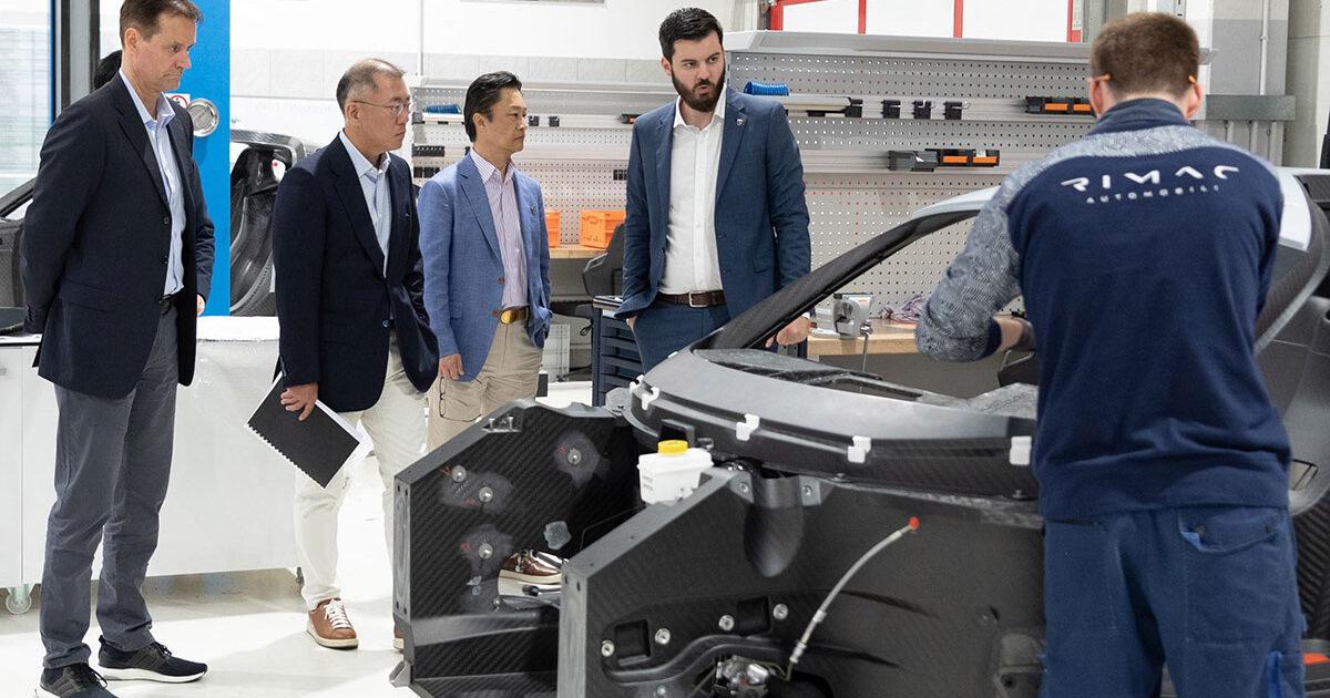 Hyundai-KIA-Rimac-Partnership