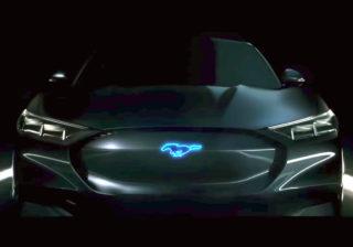 Ford Mustang SUV EV